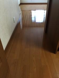 【シリコン】東京都世田谷区船橋 乾燥後