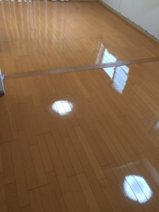【シリコン】東京都足立区六木 グリーンパーク六木 築28年 乾燥後